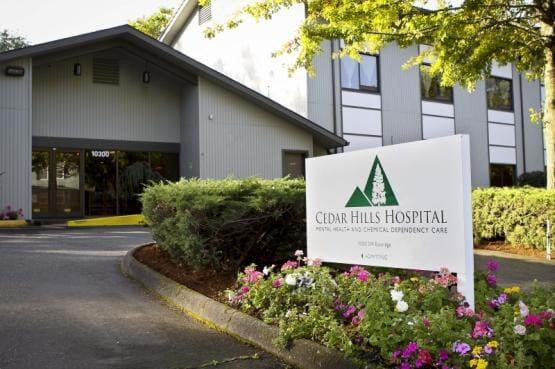 Cedar Hills Hospital Portland Oregon