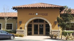Able to Change Recovery San Juan Capistrano California