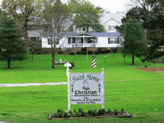 Faith Home Inc - Greenwood Men's Facility Greenwood South Carolina