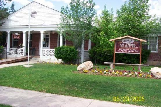 MATR Behavioral Health Mount Pleasant Utah