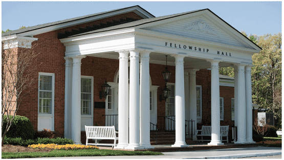 Fellowship Hall Greensboro North Carolina