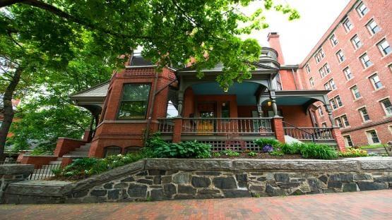 Foundation House Portland Maine